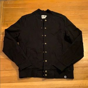 American Giant baseball jacket